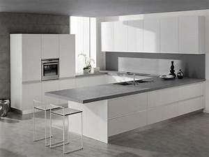 Arbeitsplatte Küche Betonoptik : beton arbeitsplatte in der kuche design ideen bilder ~ Sanjose-hotels-ca.com Haus und Dekorationen