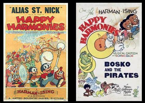 The Bosko Comic Strip