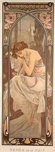Alphonse Mucha on Pinterest   Jewelry Stores, Art Nouveau ...