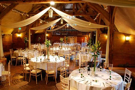 Barn Wedding Venues : Special Events Caterer