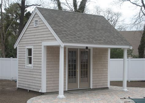 Barn With Porch by Toronto Garden Sheds Toronto S Leading Constructor Of