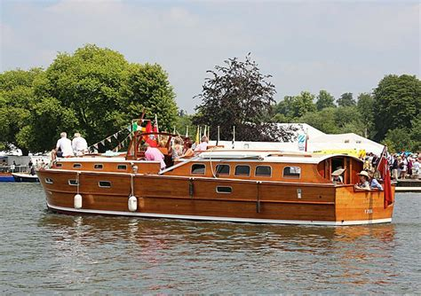 Craigslist Boats Norfolk by Classic Wooden Cruisers For Sale Vintage Wooden Boat For