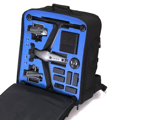professional cases dji inspire  backpack innovative uas drones