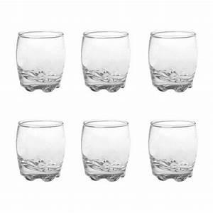 Verre A Verrine : verrine verre tapas x6 lebrun ~ Teatrodelosmanantiales.com Idées de Décoration