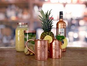 Moscow Mule Gin : creative mules series how to make infused vodka ~ Orissabook.com Haus und Dekorationen