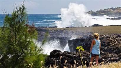 Reunion Island Ocean Indian Hiking Africa Natural