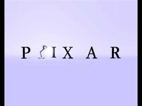 Pixar Logo  Luxo Jr Lamp Spoof Youtube