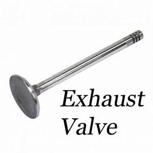 Exhaust Valve 32mm 1500cc