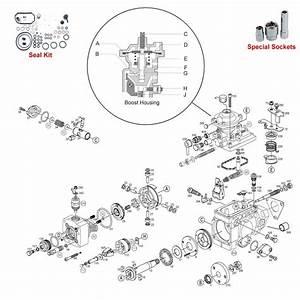 Bosch Ve Interactive Parts Diagram