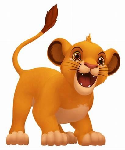 Simba Cartoon Gifette Disney