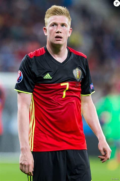 Kevin De Bruyne lors du match Belgique-Italie de l'Euro ...