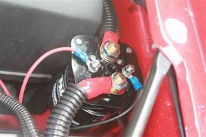 Dual Battery Setup On My Silverado For Camp Power