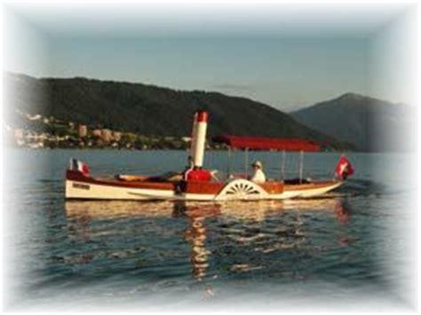 Paddle Boats Zug by Paddle Steamer Liberty
