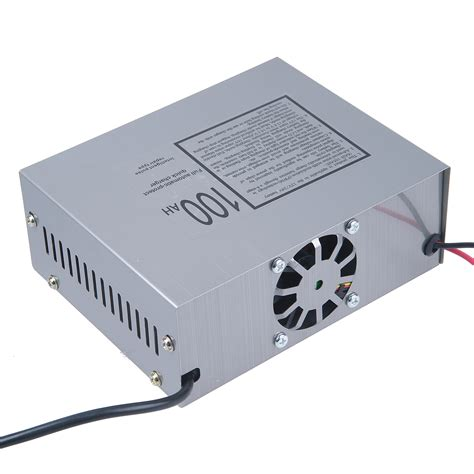 12v/24v Car Battery Charger Automatic Intelligent Pulse