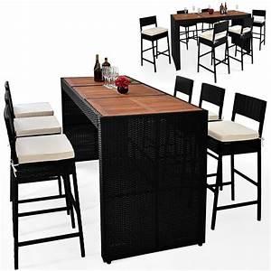awesome table et chaise haute de jardin ideas awesome With table et chaise design