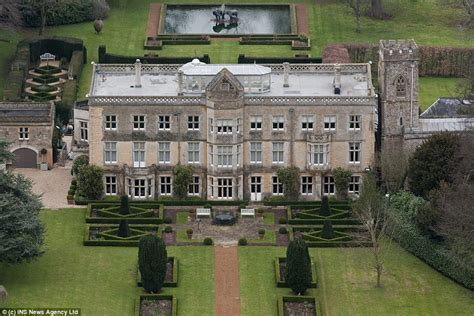 Grade Iilisted North Aston Hall Is 2018's Most Expensive