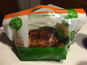 Review: Simple Truth Fresh Roasted Chicken - Celiac Disease