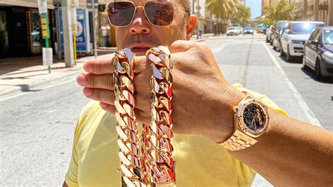 cuban link chains  guide   miami cuban link youtube