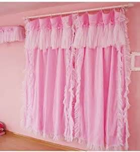 amazon com diaidi princess living room curtains