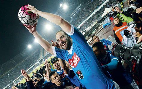 Player Profile: Gonzalo Higuain - hero or villain?