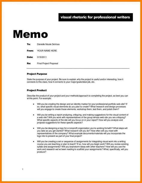 employee memo sles sle memo letter to employee