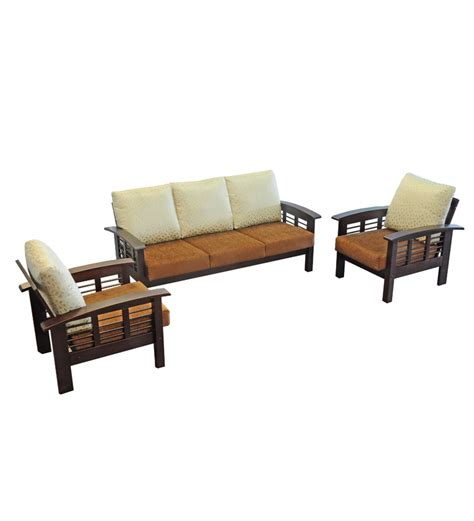 Wooden Sofa Set Shopping by Furniture Kraft Simply Pretty Designer Sofa Set Best Deals
