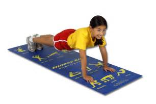 Kids Plank Exercise