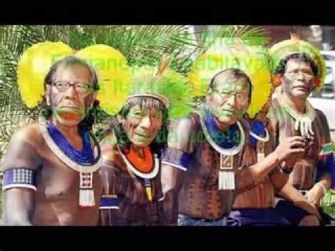 indios de santa catarina youtube
