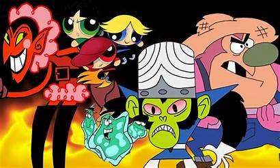Townsville Villains Anime Deviantart Ppg Fuzzy Lumpkins