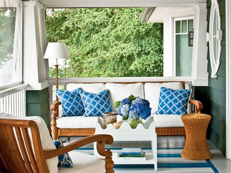 Outdoor Home Decor Ideas by Summer Home Decor Ideas Southern Living