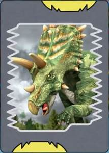 Image - Anchiceratops card 1.jpg - Dinosaur King