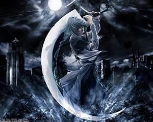 dark+anime | Dark Anime Warrior wallpaper from Dark ...