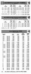Aluminum Square Tubing Pipe Steel Supply L P