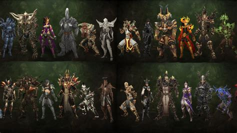 diablo  patch  refonte des sets changements