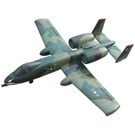 A-10 Warthog Fighter Jet Twin 50mm Edf Arf