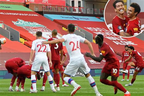 Liverpool vs Crystal Palace LIVE SCORE: Stream, TV channel ...