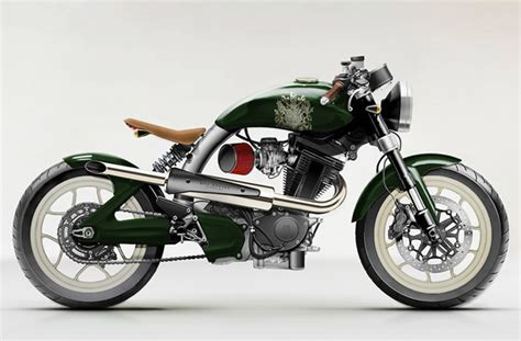 Carefully Considered Mac Motorcycles