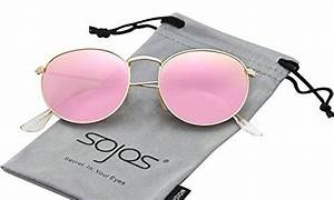Sonnenbrille Polarisiert Damen : sojos mode rund polarisiert damen herren sonnenbrille ~ Kayakingforconservation.com Haus und Dekorationen