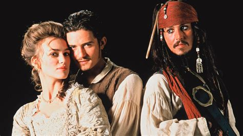 Pirates Des Carabes La Maldiction Du Black Pearl Full