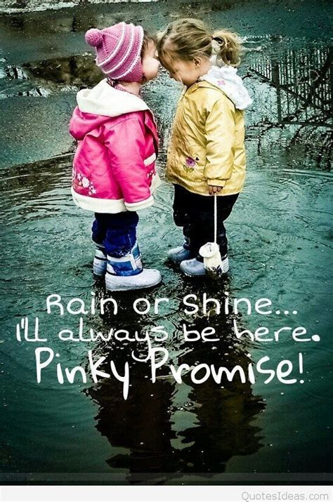 friends kids image quote