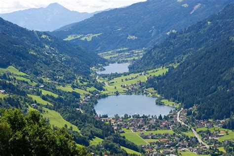 Feld Am See In Der Region Nockberge