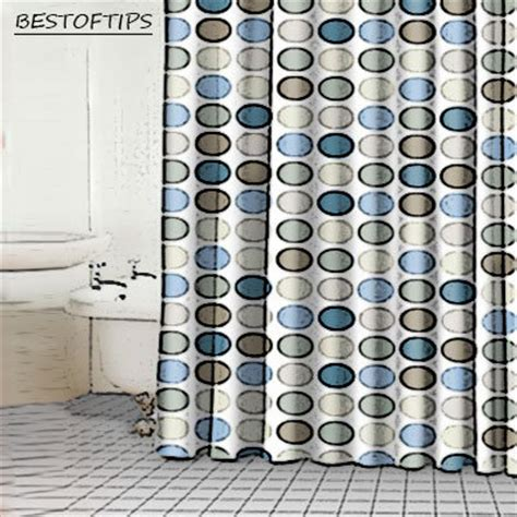 clean shower curtain in washing machine bestoftips