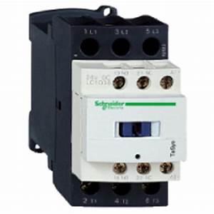 Schneider  Telemecanique Lc1d38m7 Magnetic Contactor Ac220v