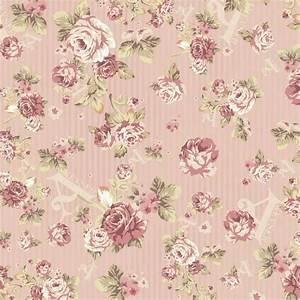 Floral Wallpaper - image #3927425 by marine21 on Favim.com
