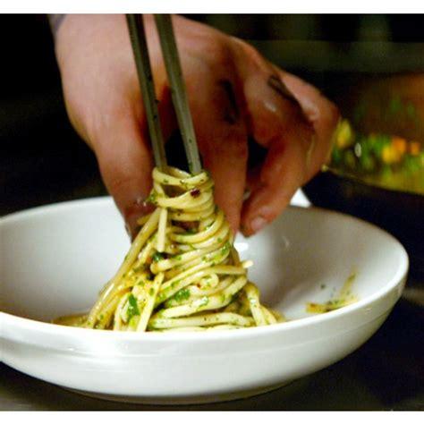 pasta aglio  olio  chef