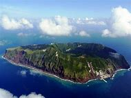Volcano Islands Japan