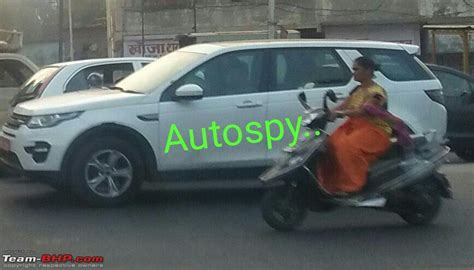 Tata Q501 Suv Spied Testing Yet Again