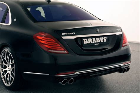 Image 1 Of 50 Brabus Maybach Front Angle Studio 1280x960