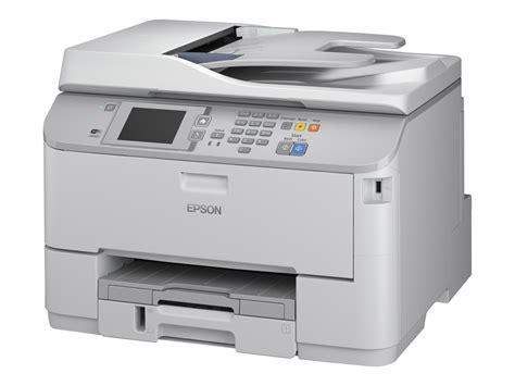 pro bureau epson workforce pro wf 5620dwf imprimante multifonctions