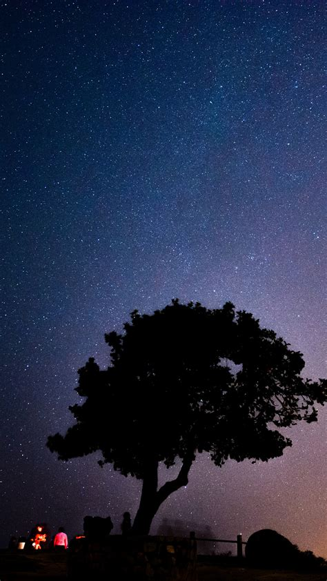 papersco iphone wallpaper nv night sky sunset star